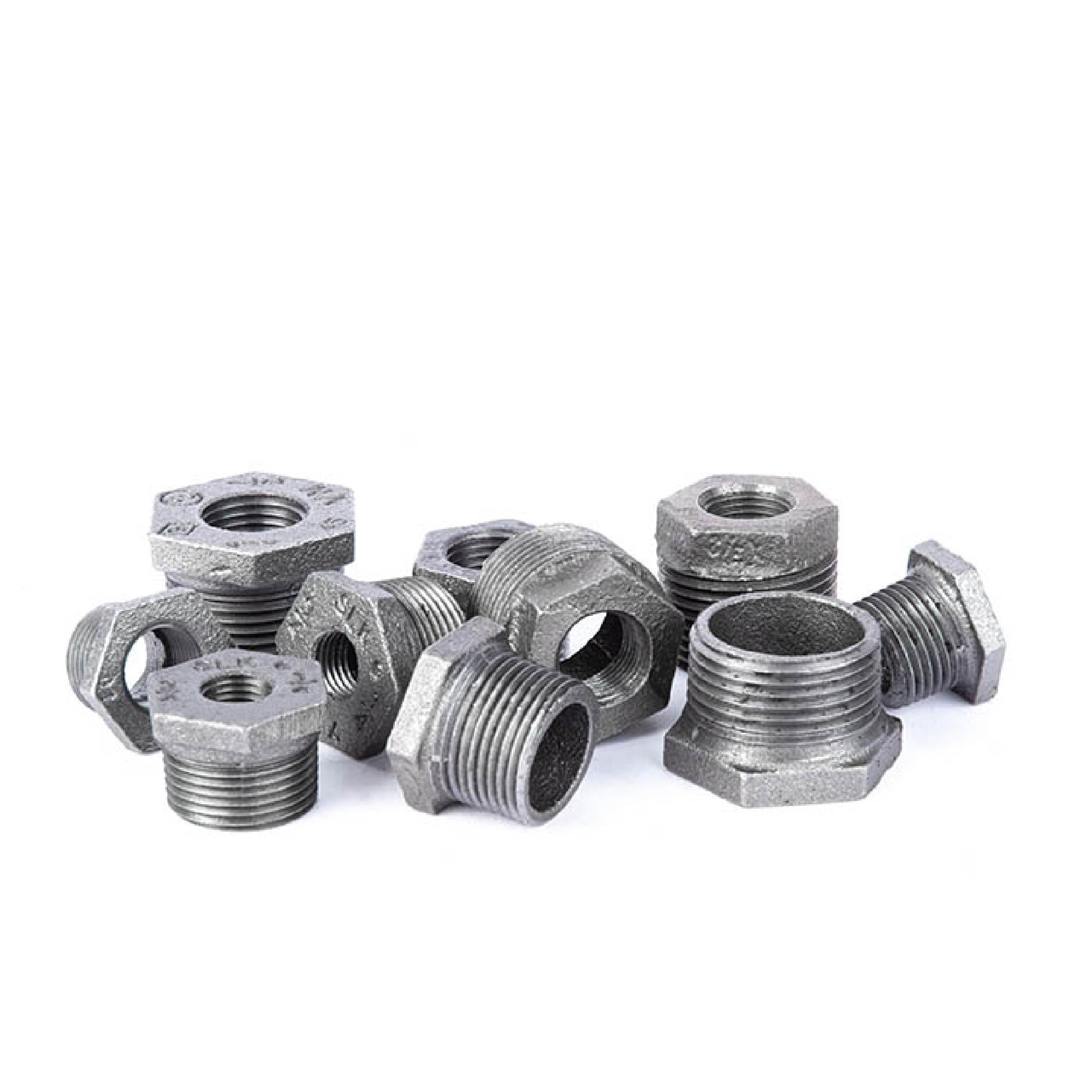 3/4 in. X 3/8 in. Bushing - Pipe Decor