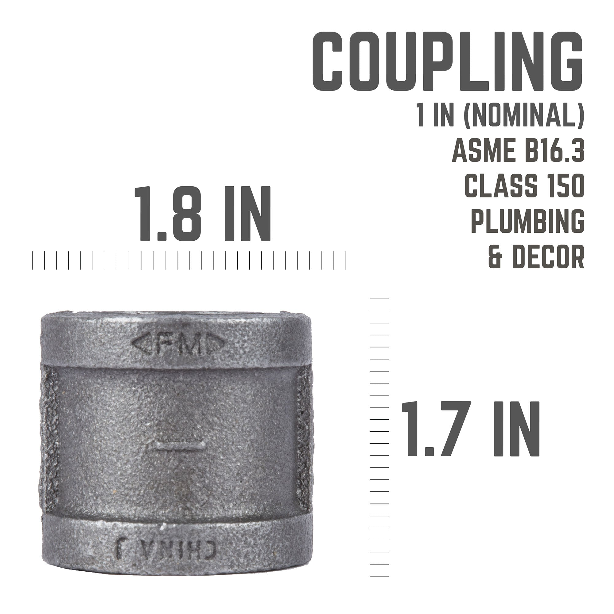 1 In Black Coupling