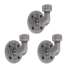 Load image into Gallery viewer, Wall Hook 3 Pack By PIPE DECOR