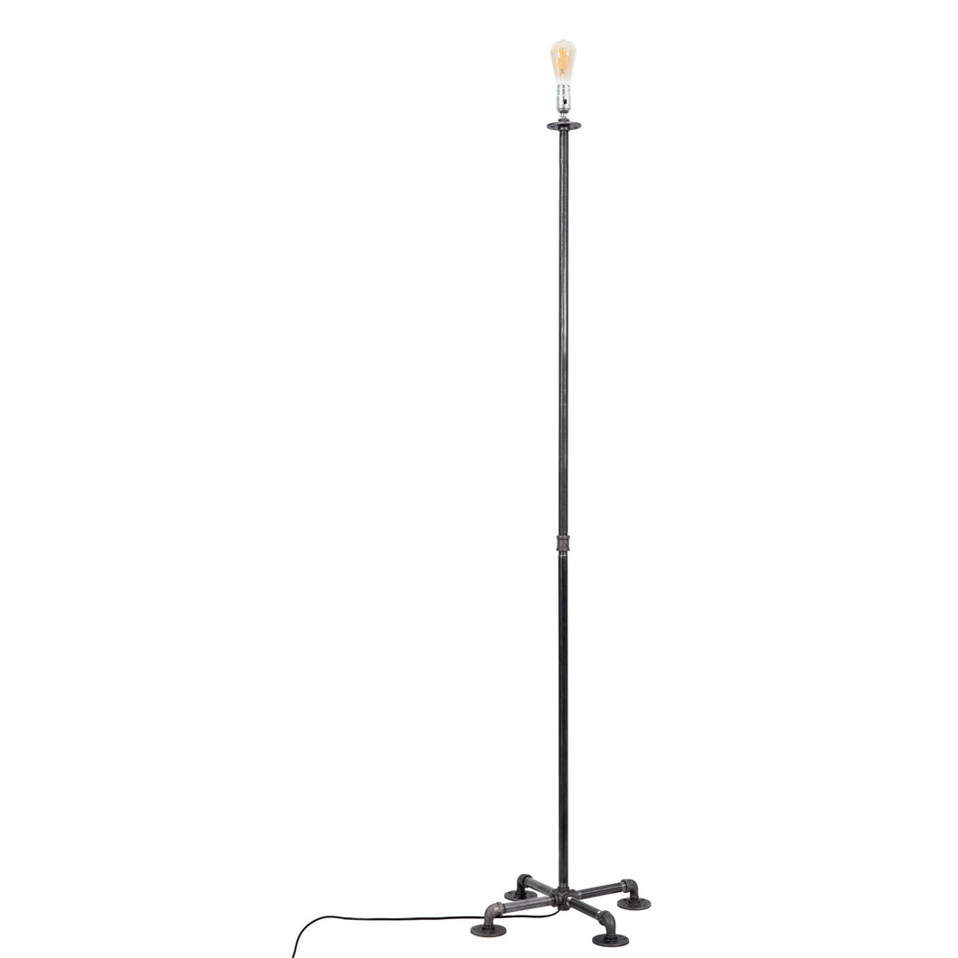 Torch Floor Lamp By Pipe Decor