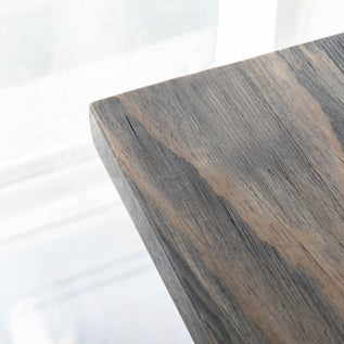 Hand Crafted Pillow edged wood tops