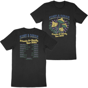 Rome & Duddy - Friends & Family 2020 Tour Tee