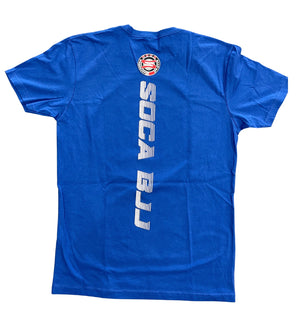 SOCA BJJ SHORT SLEEVE LOGO SHIRT