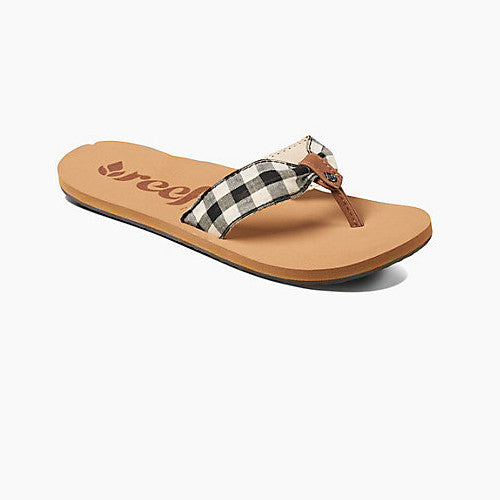 Reef Wos Scrunch TX Plaid 9.0