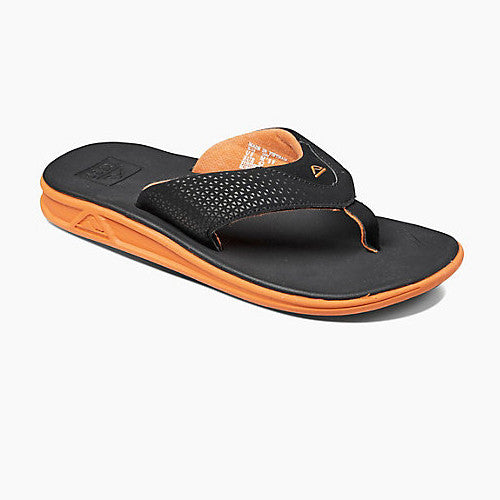 Reef Rover Black Orange 12.0