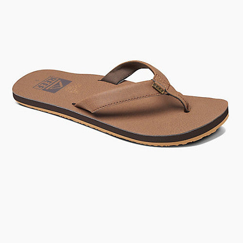 Reef Mens Skinny SL Brown 7.0