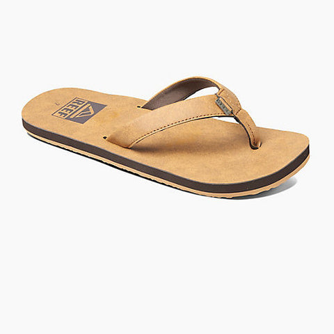 Reef Mens Skinny SL Tan 7.0