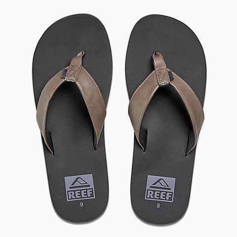 Reef Mens Twinpin Grey 10.0