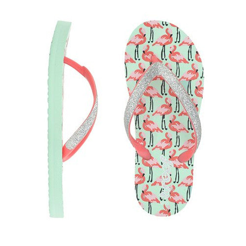 Reef Little Stargazer Prints Flamingos 13/1 Kids Size