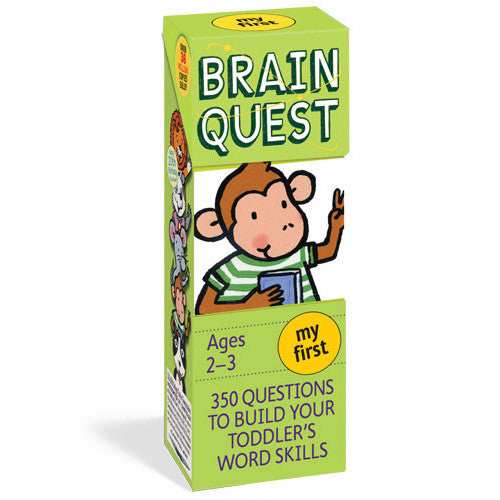 Workman My First Brain Quest Cards