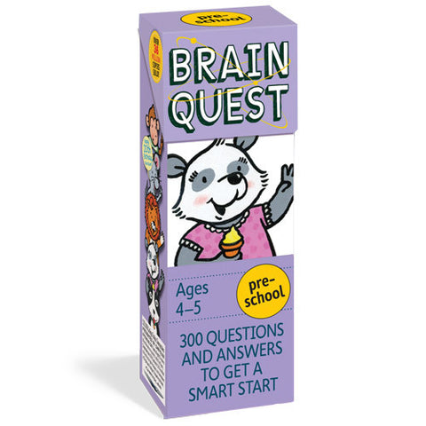 Workman Brain Quest PreSchool