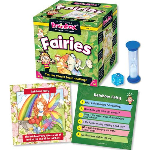 Univeristy Games Brain Box Fairies