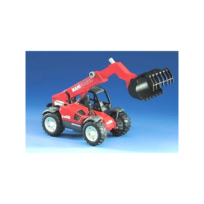 Bruder Manitou Telescopic Loader