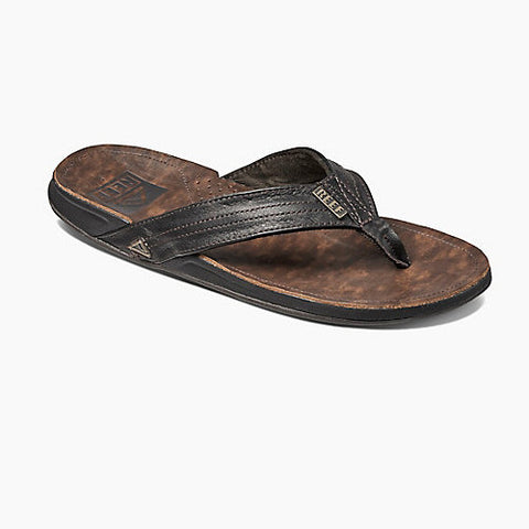 Reef Mens J-Bay III Dark Brown Bronze 10.0