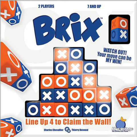Blue Orange Brix