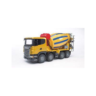 Bruder SCANIA R-Series Cement Mixer Truc