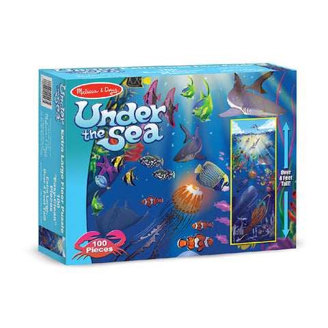 M&D Under The Sea 100 Pc Puzz