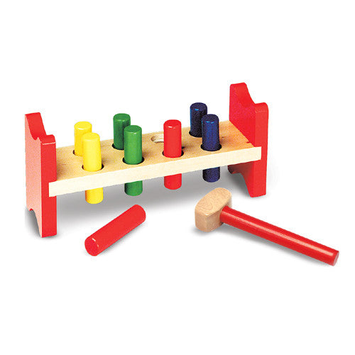 M&D Wood Pound-A-Peg