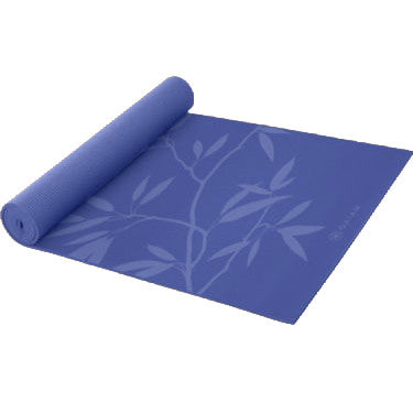 Gaiam Mat Ash Leaves Lavender 5mm