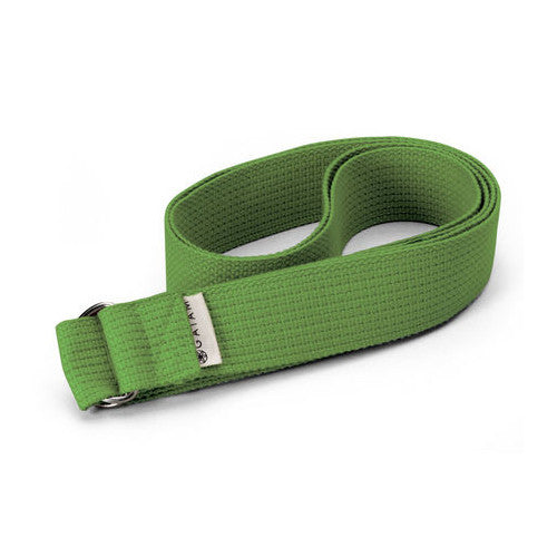 Gaiam Strap 6Ft Apple Green