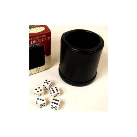 Classic Lucky Dice Cup W