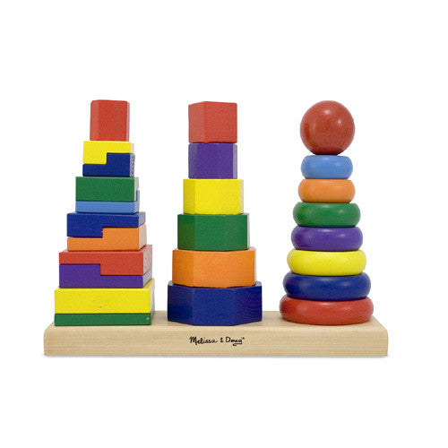 M&D Geometric Stacker