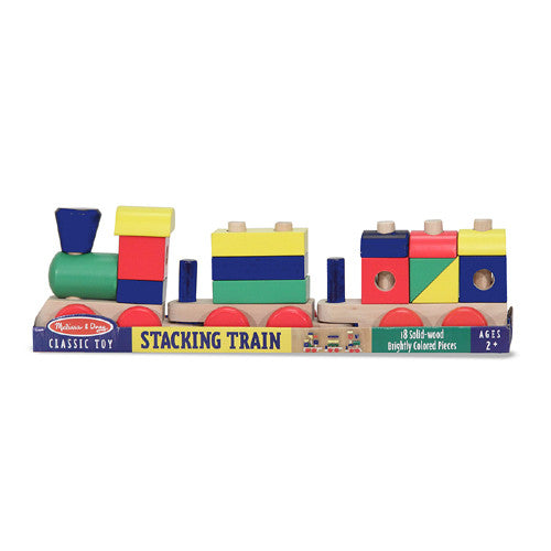 M&D 18pc Stacking Train