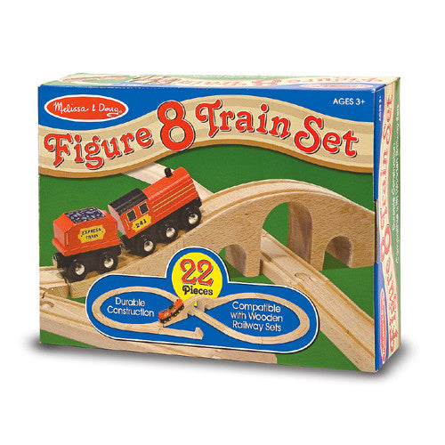 M&D Figure 8 Train Set