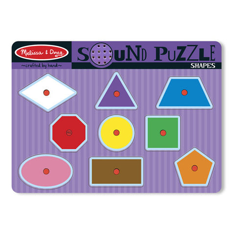 M&D Shapes Sound Puzzle
