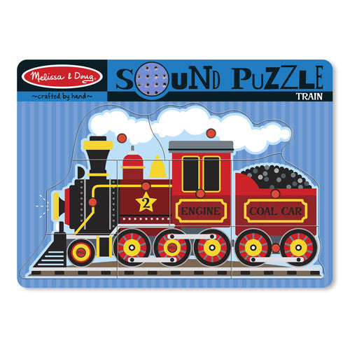 M&D Train Sound Puzzle