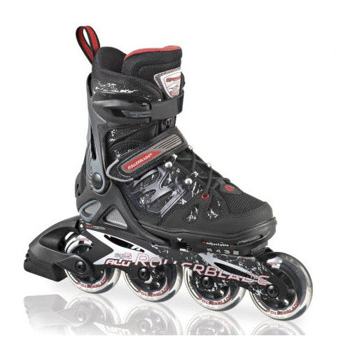 Rollerblade Spitfire ALU Boys Black Red 5 - 8