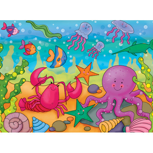 Ravensburger 35pc Under the Sea Puzzle