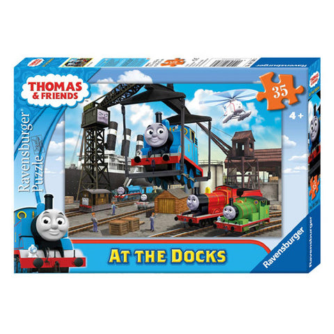 Ravensburger 35pc Thomas At the Docks