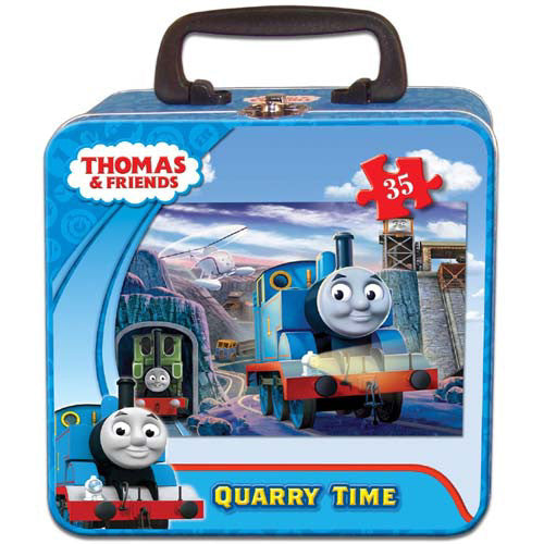 Ravensburger 35pc Thomas Quarry Time