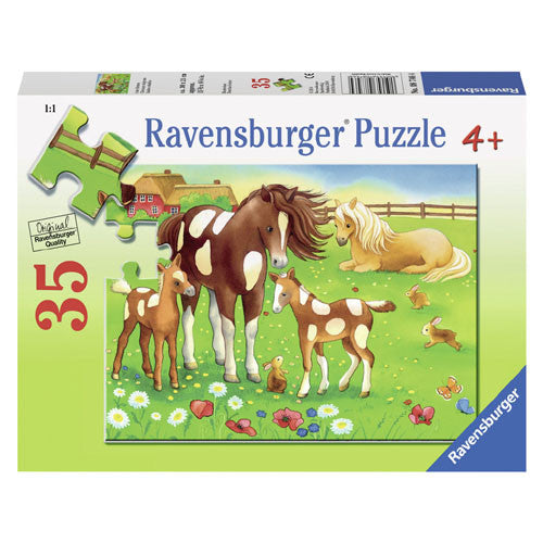 Ravensburger 35pc Cute Horses