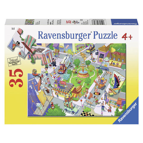 Ravensburger 35pc Busy City