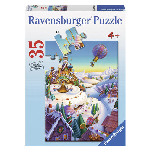 Ravensburger 35pc Land of Candy