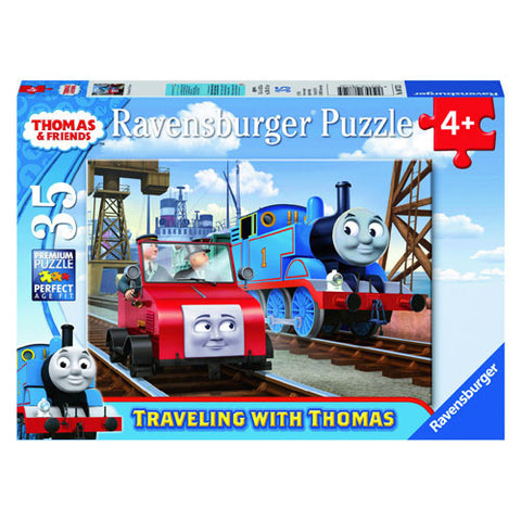 Ravensburger 35pc Traveling with Thomas