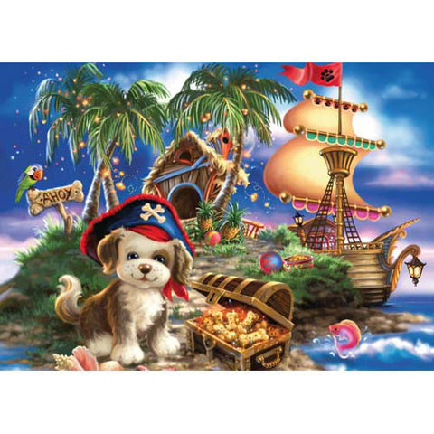 Ravensburger 35pc Puppy Pirate