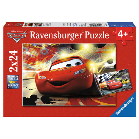 Ravensburger 2x24pc Cars Grand Entance
