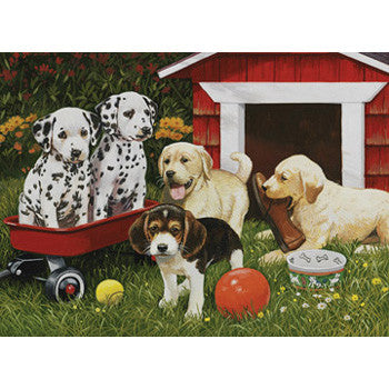 Ravensburger 60pc Puppy Party Puzzle