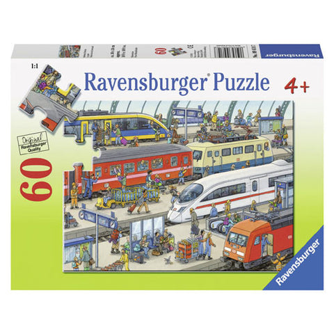 Ravensburger 60pc Railway Station