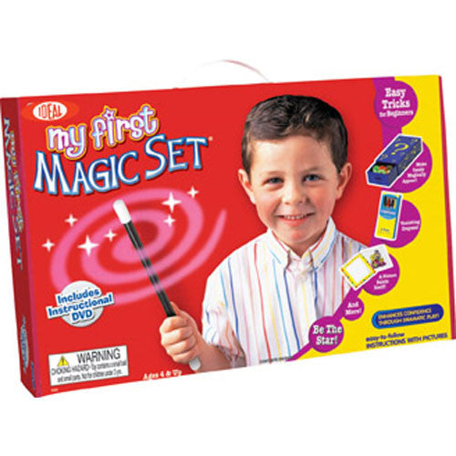IDEAL My First Magic Set w/DVD