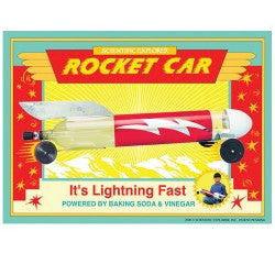 Science Explr Rocket Car