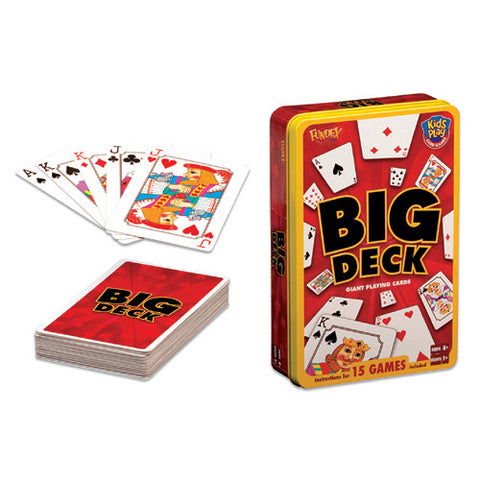 Poof Big Deck of Cards