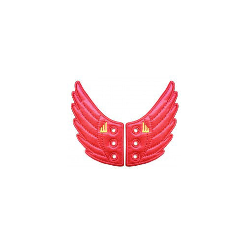 Shwings Windsor Shoe Wings Asst. Shwings Shoe Wings| Fuschia