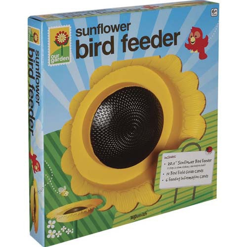 Toysmith Sunflower Bird Feeder
