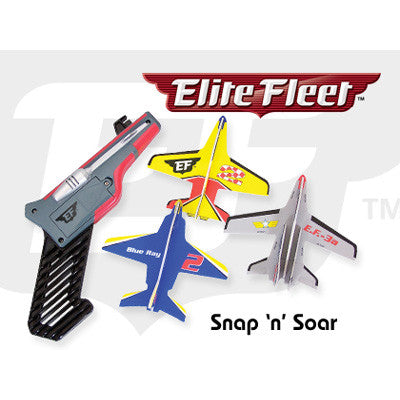 Kid Galaxy Snap N Soar Elite Fleet