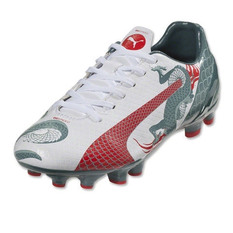Puma evoSPEED 4.3 FG Jr Dragon 4.5
