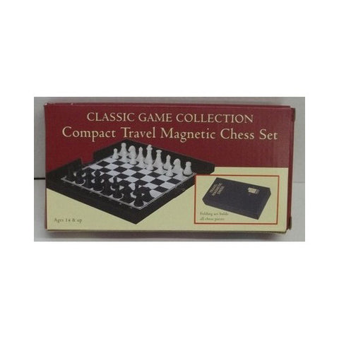 John Hansen Compact Magnetic Chess Set
